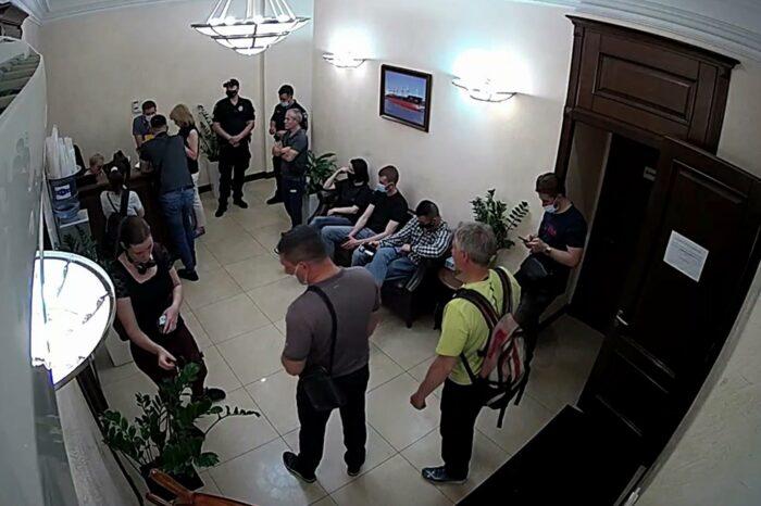 В офисе «Краншип» прошли обыски ГФС