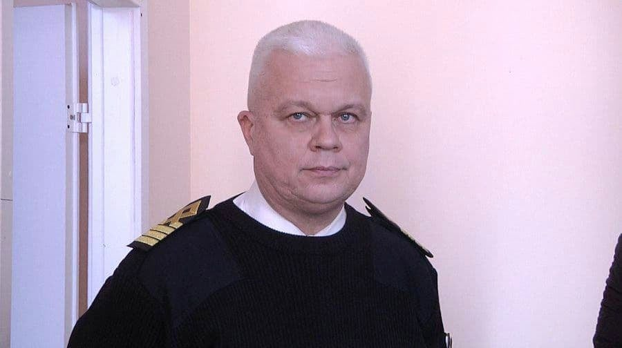 Andrey Glazkov resigns from the post of Head of the State Service of Maritime and River Transport of Ukraine