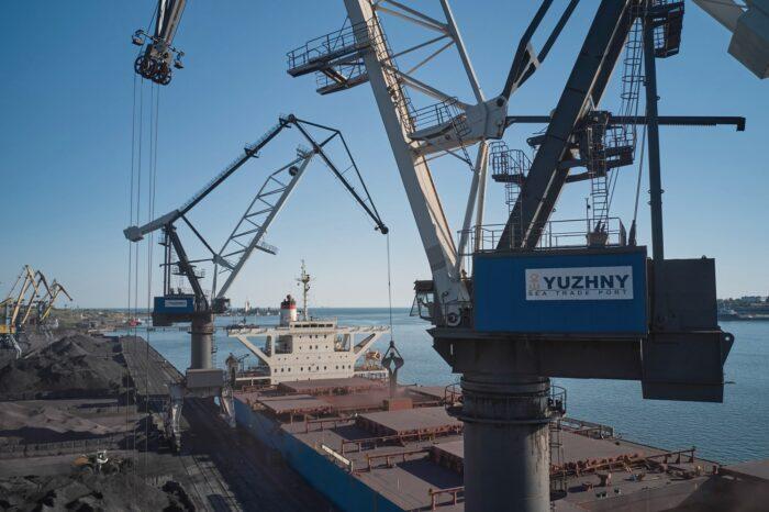 «Тукан» в МТП «Южный» вернулся из ремонта
