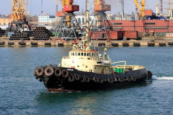 Large-scale reduction of tariffs for towing operations in Odesa seaport