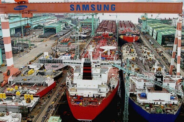 Samsung Heavy Industries будет строить атомные суда