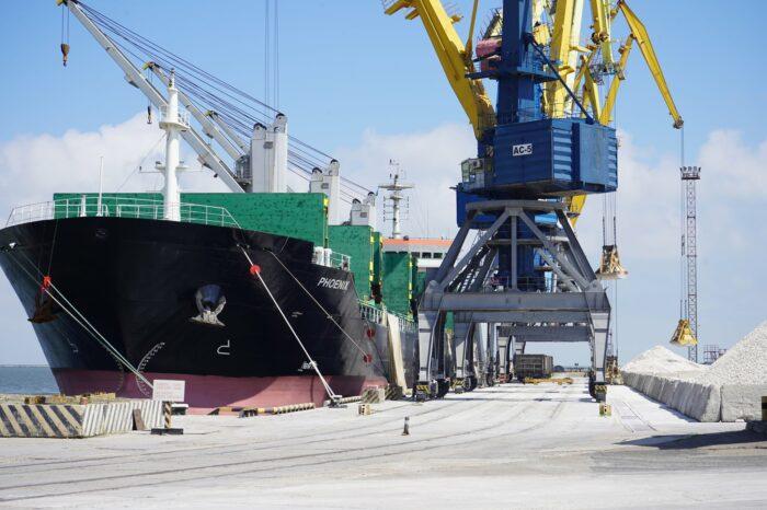 Мариупольский порт обработал более 3 млн тонн грузов в 2021 году