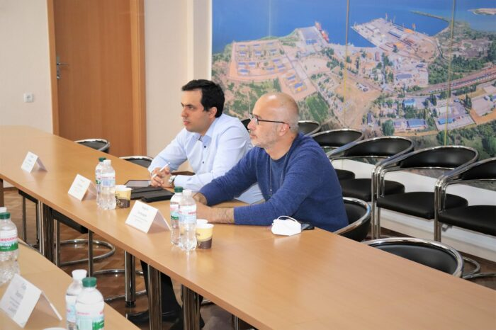 Порт «Ольвия» и QTerminals обсудили старт концессии