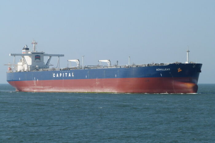 США продали 2 млн баррелей нефти с задержанного иранского танкера