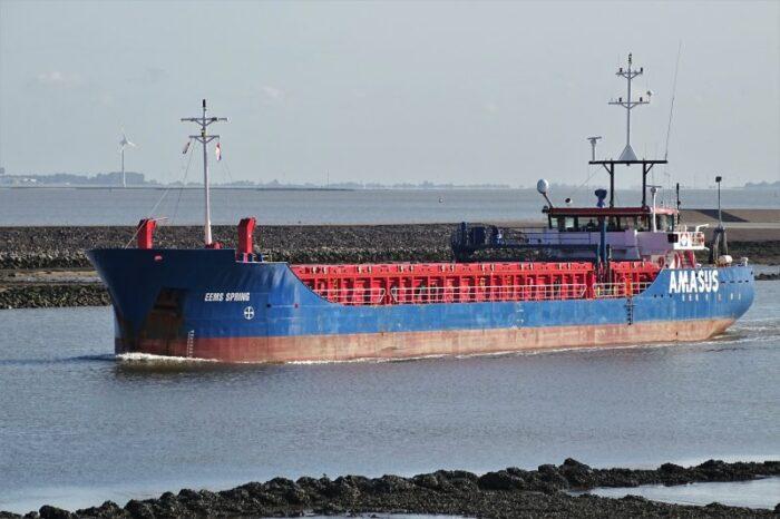 На верфи SMG в Херсоне модернизируют пятое судно EemsWerken