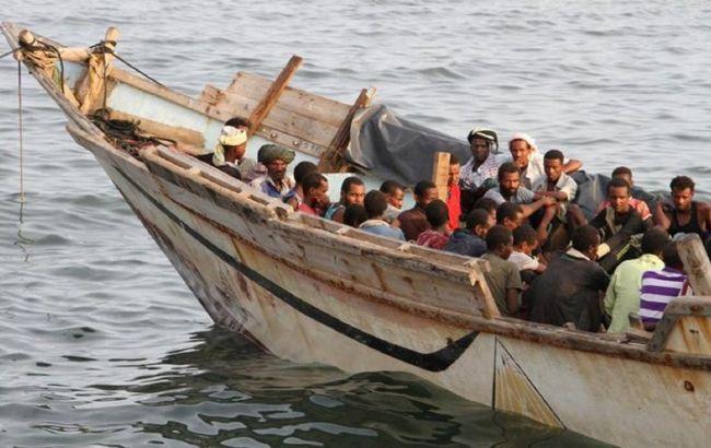 Возле берегов Йемена затонула лодка с мигрантами