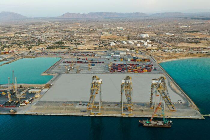 DP World открыла контейнерный терминал в Сомали