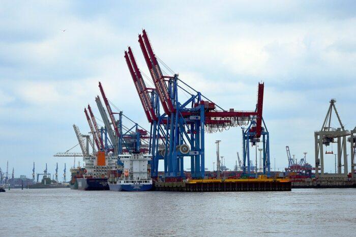 В Бердянском порту впервые приняли импортную партию СУГ