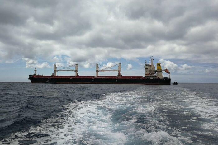 В Гвинейском заливе пираты снова атаковали судно
