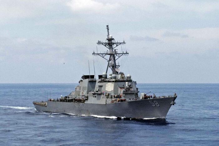 В Черное море направляется эсминец ВМС США