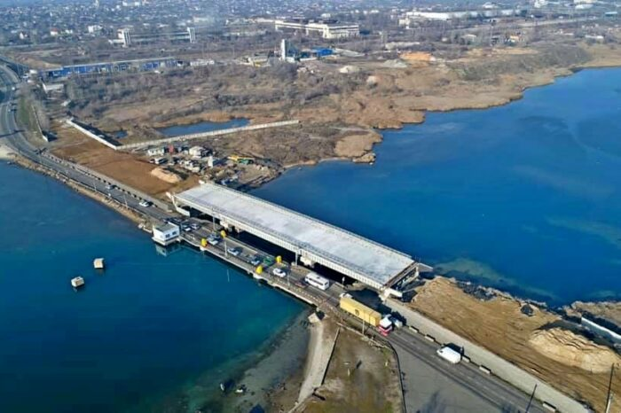 Driving to the port: how and when the roads in the Odesa region will be changed