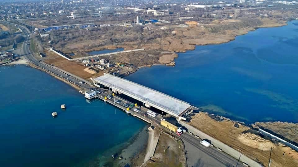 Доехать в порт: как и когда изменятся дороги в Одесской области