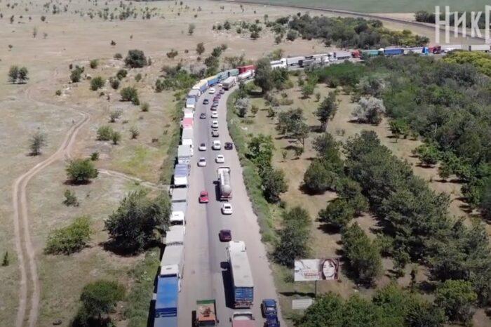 В Николаеве хотят построить новые дороги для доставки грузов в порт
