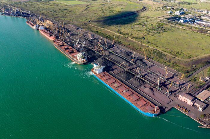 Руководитель порта Южный рассказал о стратегии развития предприятия