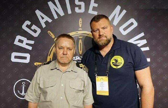 В Украину вернулся капитан, который был задержан на Шри-Ланке