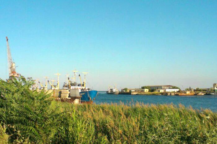 Порт Геническ: хроники XIX-XX веков