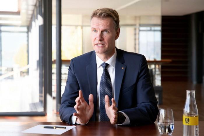 Гендиректор MSC раскритиковал позицию Maersk по декарбонизации