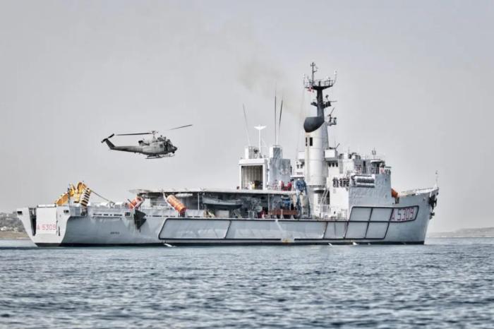 В Италии построят спасательное судно для подводных лодок