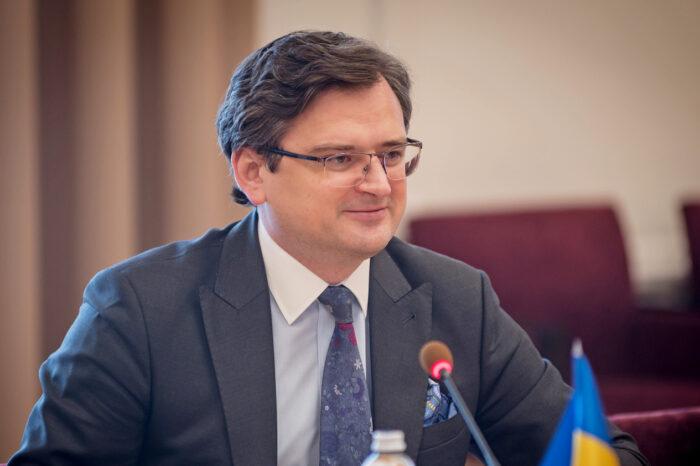 Транзитный маршрут Европа–Центральная Азия должна начинаться с украинских портов, – Кулеба