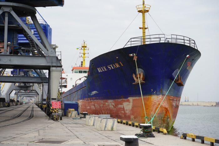 Мариупольский порт возобновил перевалку металлургического шлака