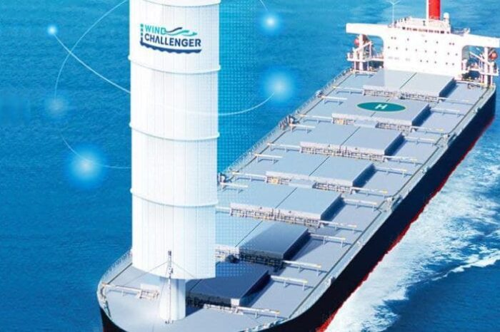 MOL может стать первой компанией, использующей суда с нулевыми выбросами