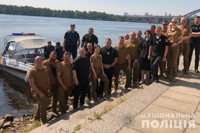 Морская администрация начала сотрудничать с речной полицией Киева