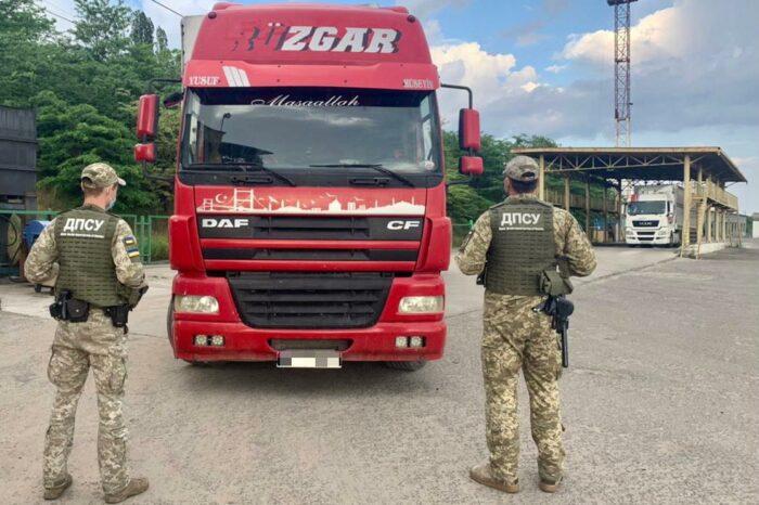 В порту Черноморска обнаружили авто, находившееся в международном розыске