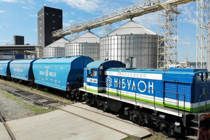 «Нибулон» перевез полмиллиона тонн зерна собственными вагонами