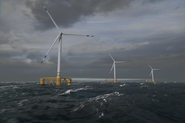 Odfjell Oceanwind будет сотрудничать с Siemens в области мобильных морских ВЭС