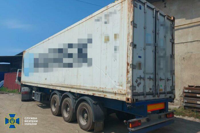 В порту Пивденный СБУ изъяла партию кокаина стоимостью $10 млн (ФОТО)