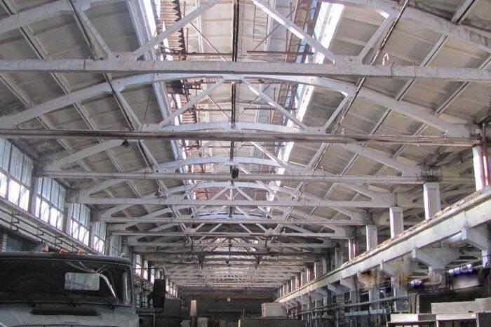 Херсонский завод «Судмаш» повторно выставят на аукцион