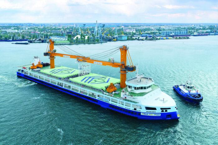 «В пиковые месяцы мы грузим 500-650 тыс. тонн на рейде», - Нибулон