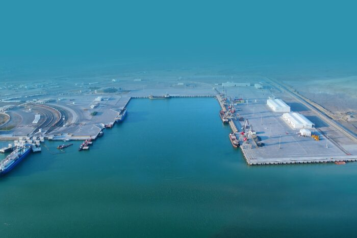 В порту Баку построят стратегический терминал для перевалки удобрений