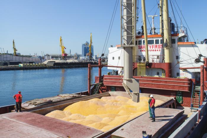 Украина увеличит экспорт сельхозпродукции в Китай