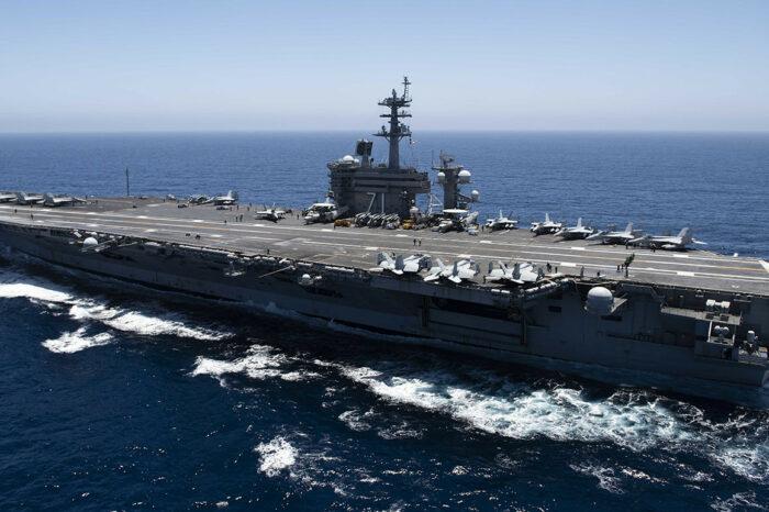 Пентагон предложил развернуть в Тихом океане постоянную группу ВМС для сдерживания Китая