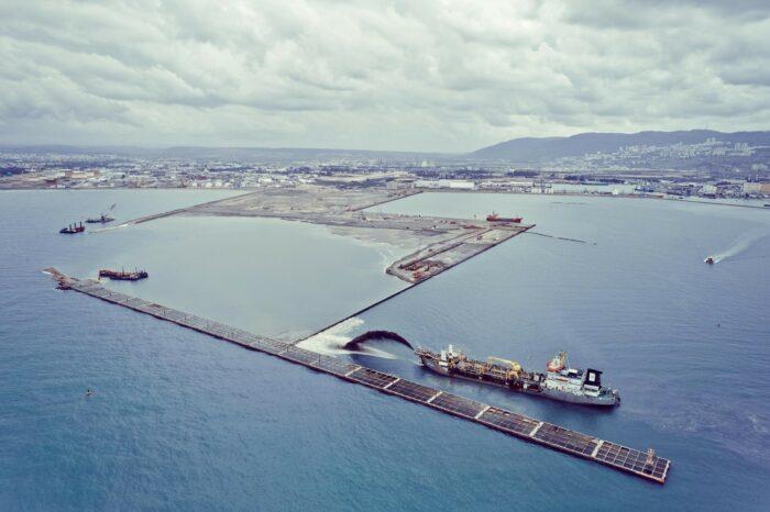 Масштабный портовый комплекс откроется в Израиле