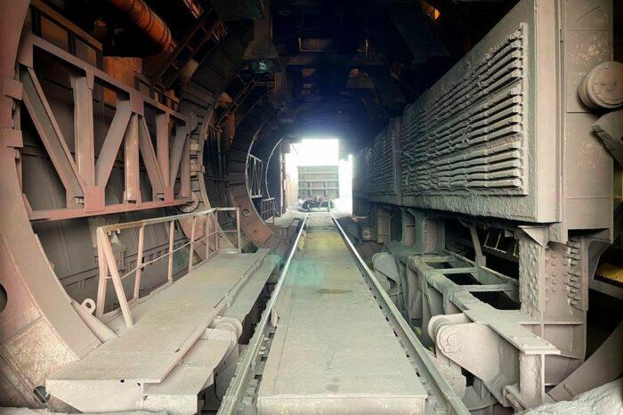 В порту «Южный» отремонтировали вагоноопрокидыватель мощностью 500 полувагонов в сутки
