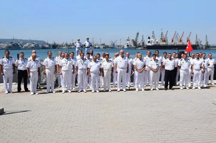 Украинские ВМС стали участниками «Бриз-2021» в Болгарии