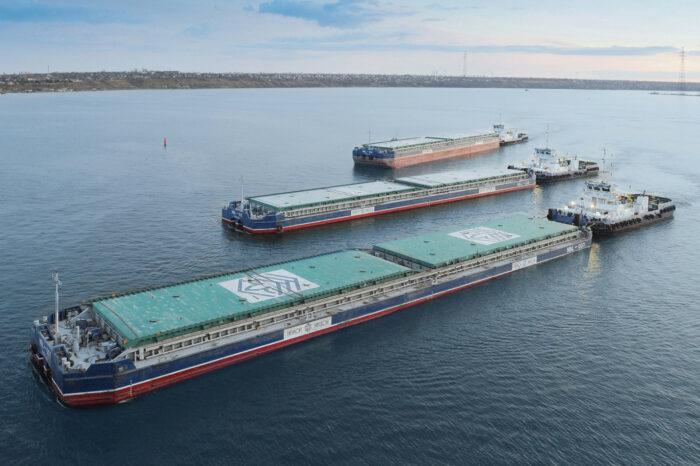 «Нибулон» перевез 4,3 млн тонн грузов в 2020/2021 МГ
