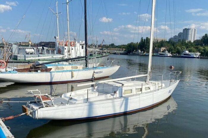 В Николаеве не могут «поделить» 16 яхт спортивной школы
