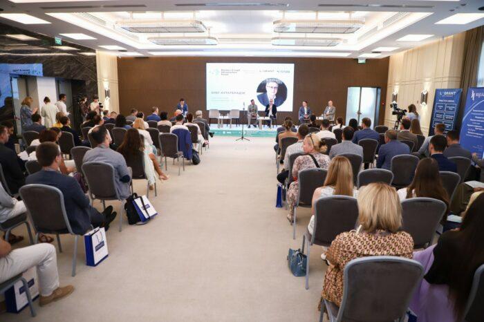 Инвестиции в инфраструктуру и ошибки государства обсудили на Business & Legal Infrastructure Forum