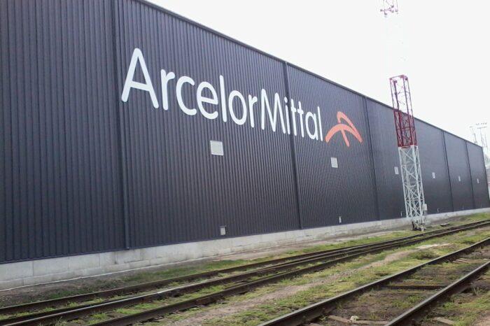 «АрселорМиттал Кривой Рог» отправил рекордную партию металла морским транспортом