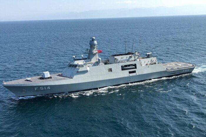 Украина и Турция договорились о строительстве корветов для Военно-морских сил