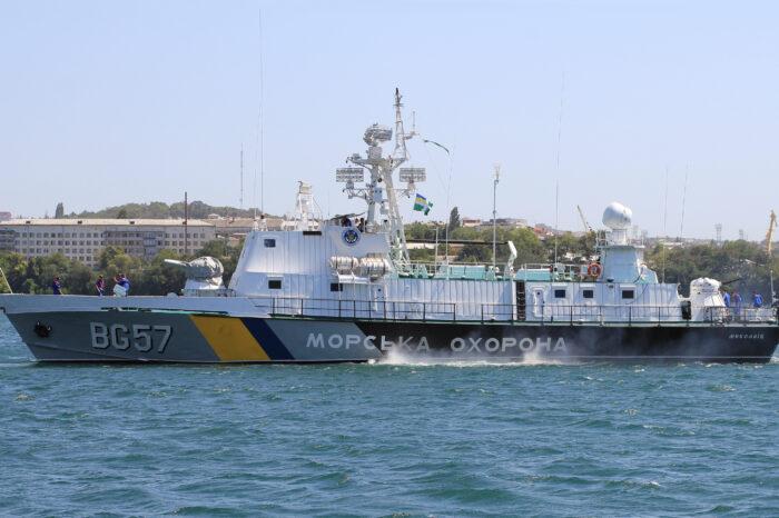 Новую базу Морской охраны построят в Одессе за $12 млн