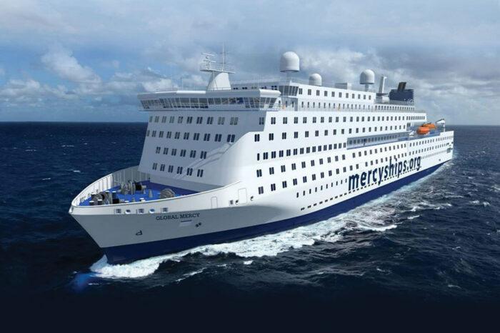 Крупнейшее в мире гражданское госпитальное судно приняли в эксплуатацию