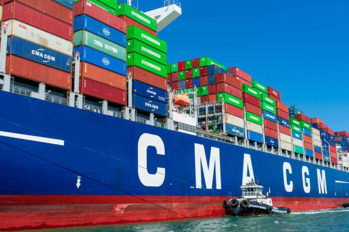CMA CGM приобретает частный ж/д оператор за $29,5 млн