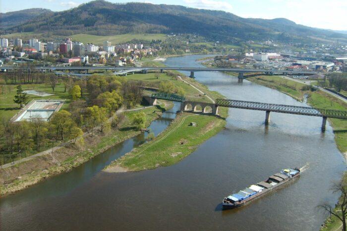 Часть реки Эльбы планируют сделать судоходной