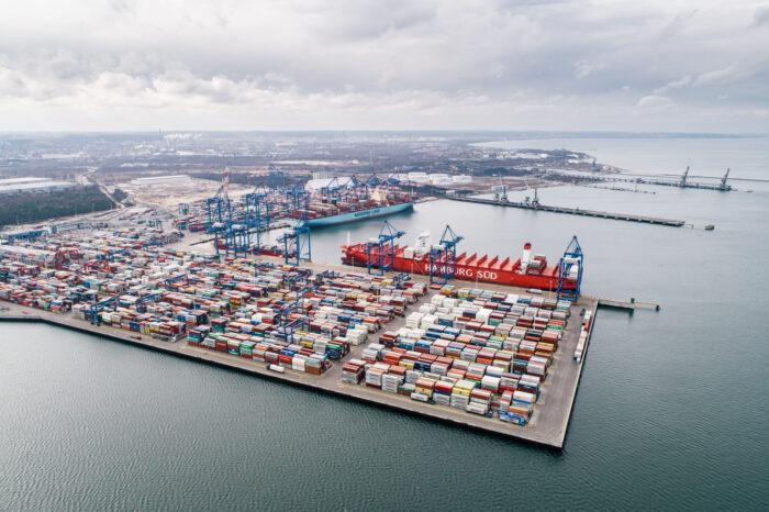 В порту Гданьска построят еще один контейнерный терминал за 450 млн евро