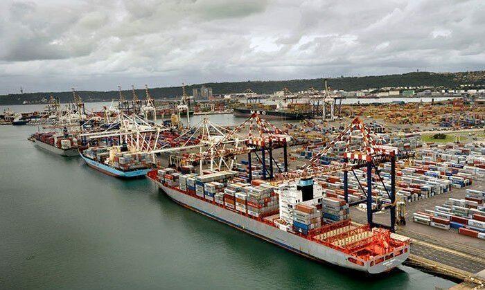 Порты в ЮАР вновь заработали