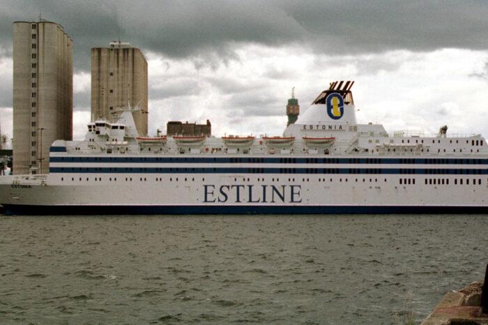В корпусе затонувшего парома «Эстония» нашли новые трещины